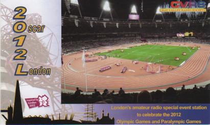 ロンドン・オリンピック記念局