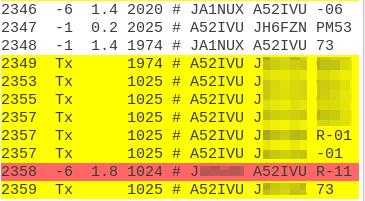 A52IVU デコード